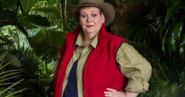 Anne Hegery breaks I'm A Celeb record