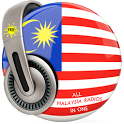 All Malaysia Radios in One Free icon