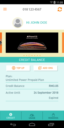 MyUMobile 2.7.0 gameplay | AndroidFC 1