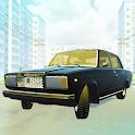 Driving simulator: Online icon