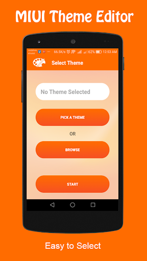 Theme Editor For MIUI 1.7.2 screenshots 2