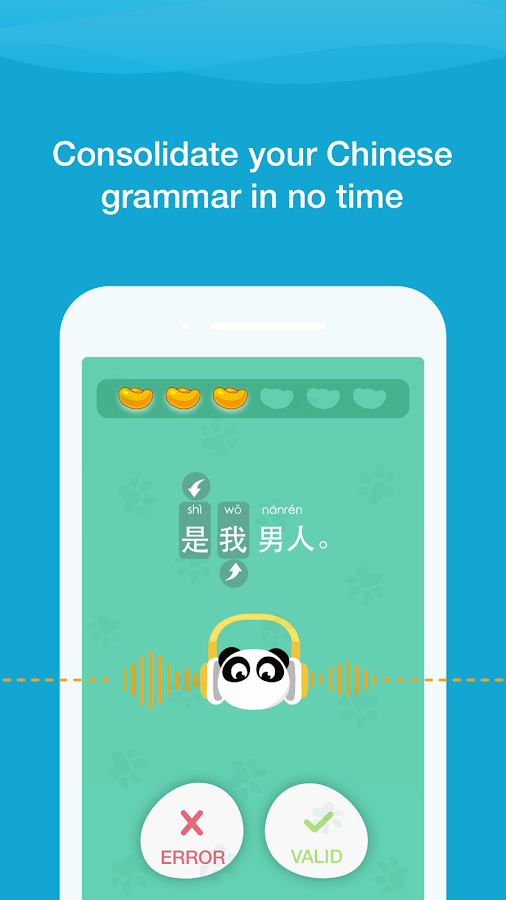 Learn Chinese - ChineseSkill- screenshot