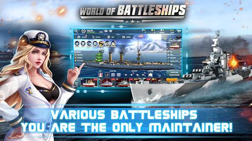World of Battleships: Attack 1.7.2 screenshots 2
