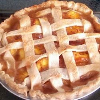 Peach Pie Filling Desserts Recipes