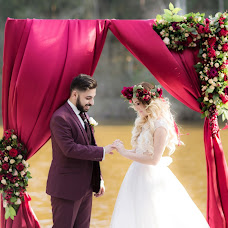 Wedding photographer Alena Shevchenko (anikki). Photo of 18.01.2018