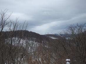 鉄塔付近まで戻り下山