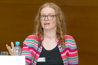 Photo: Louise Curtis from the Equality and Human Rights Commission (UK)