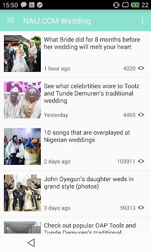 NAIJ.com Weddings