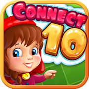 Connect 10 - Fun Math Puzzle