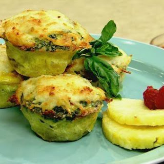 Egg and Potato Muffins