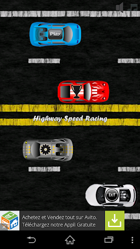 Amazing Highway Speed Racing