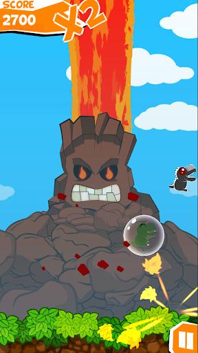 Dine Bomb Bubble Blast screenshot 4