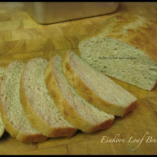 Einkorn Loaf Bread