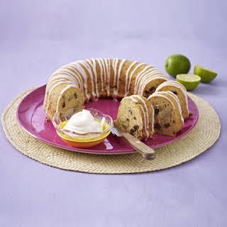 Banana Bundt Cake.