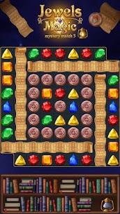 Jewels Magic: Mystery Match3 3