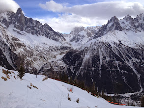 Photo: Back to Argentiere