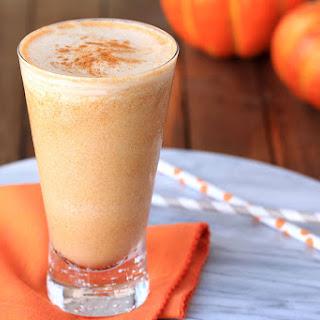 Perfect Pumpkin Shake