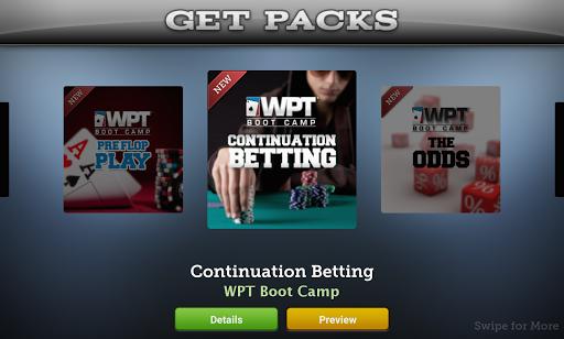 WPT Poker Trainer