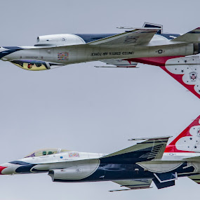 by Mike Crompton - Transportation Airplanes