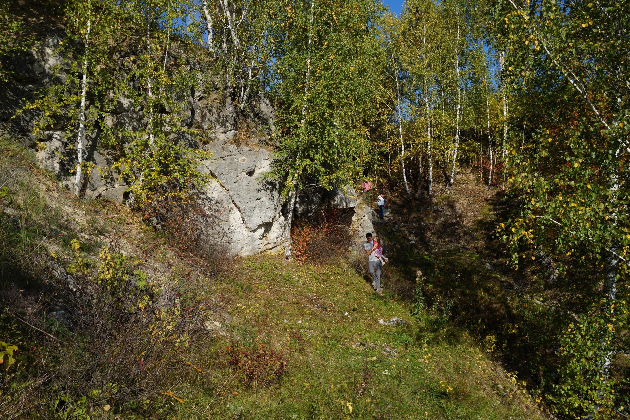 чимбулатский ботанико геологический комплекс фото девушка любит