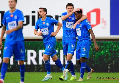 AA Gent neemt een jong talent mee voor de cruciale wedstrijd tegen KV Mechelen