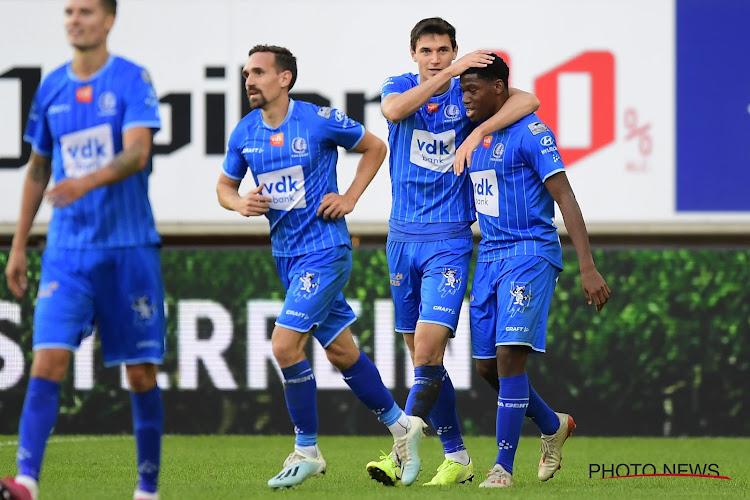 """Vanhaezebrouck fait le bilan après le mercato estival: """"La Gantoise sera le concurrent principal du Club, l'Antwerp sur le podium"""""""