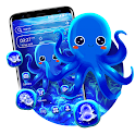 Cute Octopus Theme icon