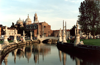 Photo: Padova's river