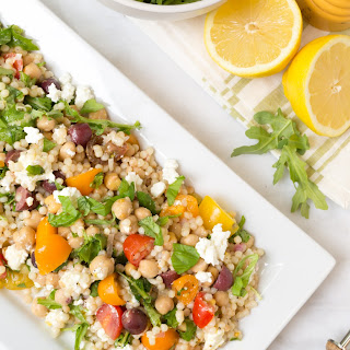 Pearl Couscous Salad Recipes