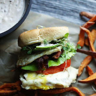 Smoked Chicken Sandwich with Chipotle Mayonnaise