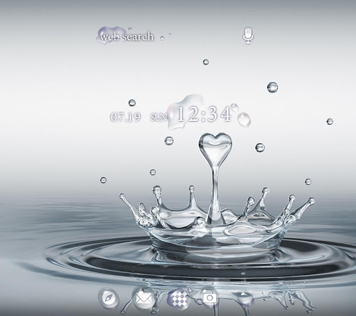 CoolWallpaper Heart Drop Theme 1.0.0 Windows u7528 1