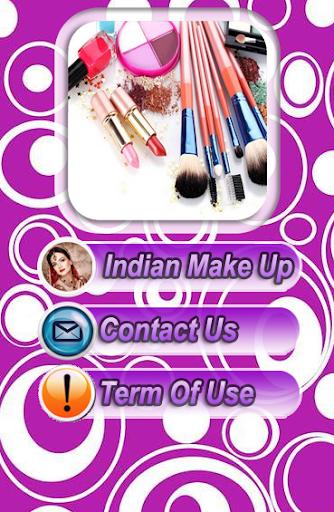 印度婚礼化妆