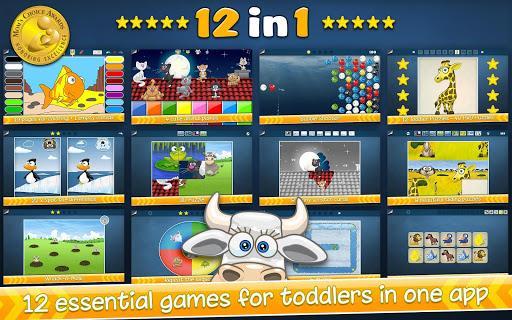 遊び場1 ベストエディション。12のゲームがひとつのアプリに