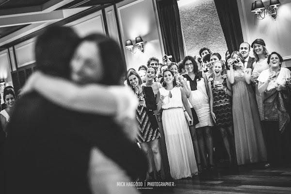 Wedding photographer Mick Habgood (MickHabgood). Photo of 30.05.2016