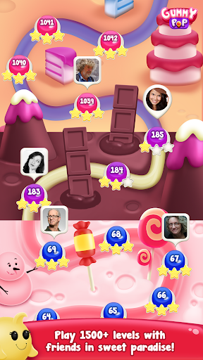 Gummy Pop - Bubble Pop! Games 2.9 screenshots 3