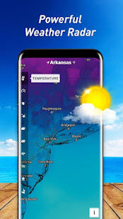 Weather forecast & weather alerts & forecast radar APK image thumbnail 4
