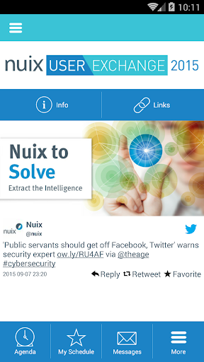 Nuix User Exchange