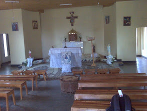 Photo: Ntobwe Orphanage Chapel