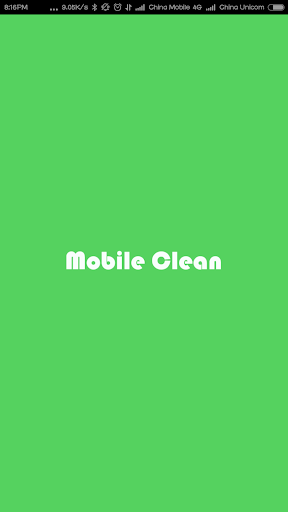 Mobile Clean