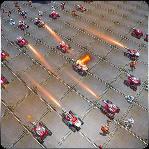 Ultimate Futuristic Battle Simulator – War Game