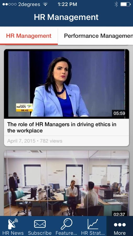 HR Management (Official App)- screenshot