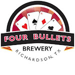 Logo for Four Bullets Brewery