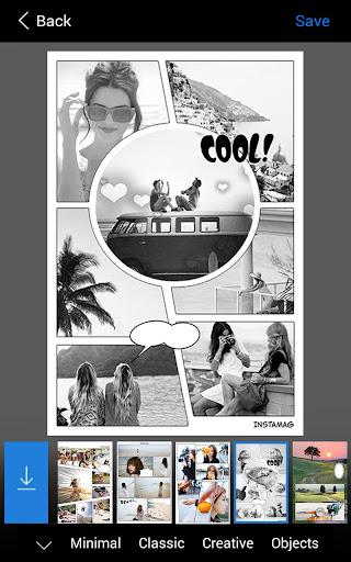 玩免費攝影APP|下載拼立得-让你的照片一秒变海报 app不用錢|硬是要APP