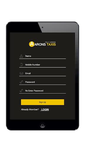 Aarons Taxis screenshots 2