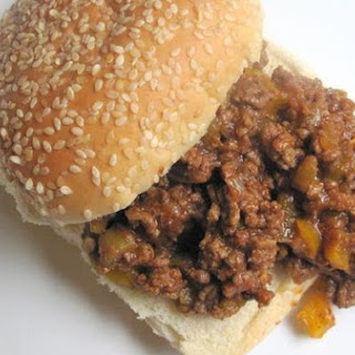 Green Chili Sloppy Joes