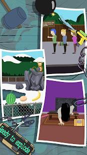 Bomb Escape:New Escape Challenge Puzzle Games screenshot