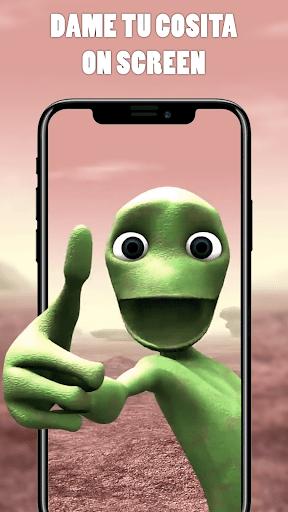 Dame Tu Cosita On Mobile Screen for PC