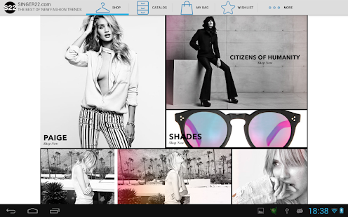 Singer22 Celebrities Fashion- screenshot thumbnail