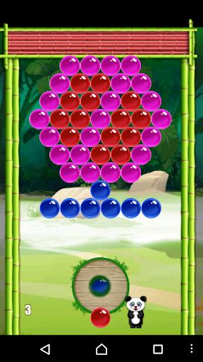 Panda - POP Bubble