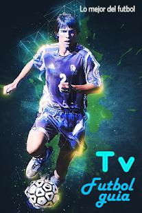 TvFutbol - Ver fútbol online guía deportes online for PC-Windows 7,8,10 and Mac apk screenshot 1